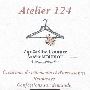 ATELIER 124 - VÊTEMENTS